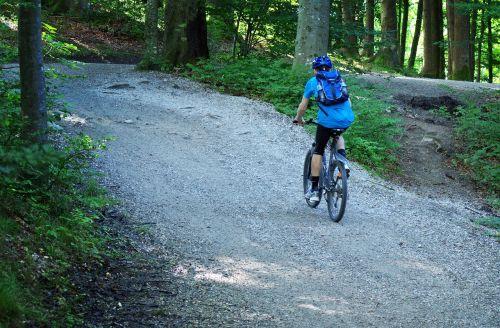 mountain bike cycling bike