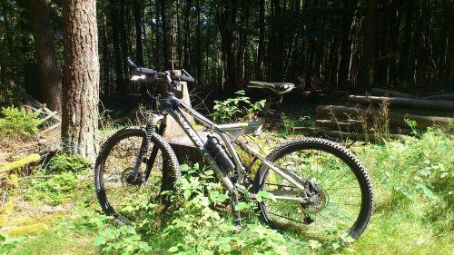 mountain bike bike cycling