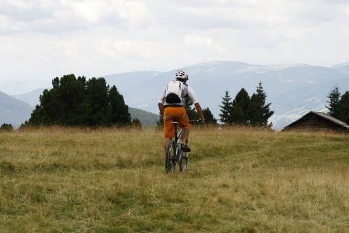 mountain bike mountain bike