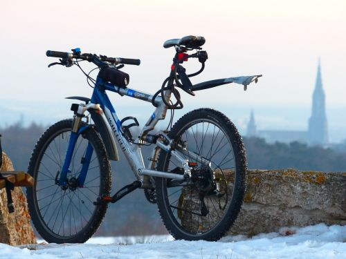 mountain bike bike wheel