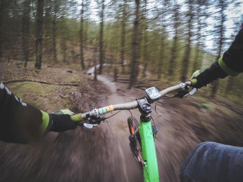 mountain biking cycling mountain bike