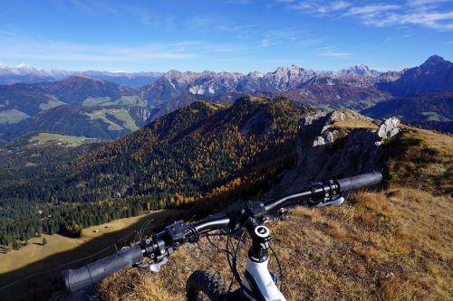 kalnų dviračiais,mtb,South Tyrol,fantastinis,dviratis,arrizzonte,dangus,idiliškas,vasara,italy,dviratis,val badia,dolomitai,sas dla crusc,longiarù,erdvė,vairai,Marebbe