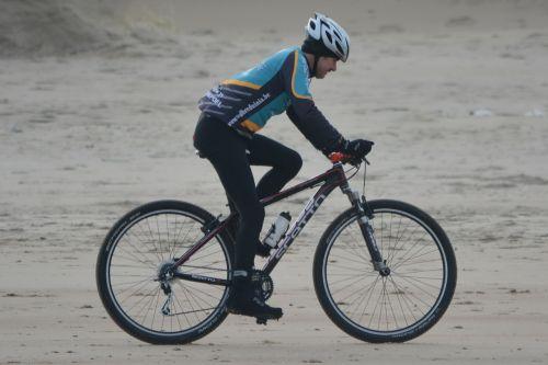 mountain biking people sports