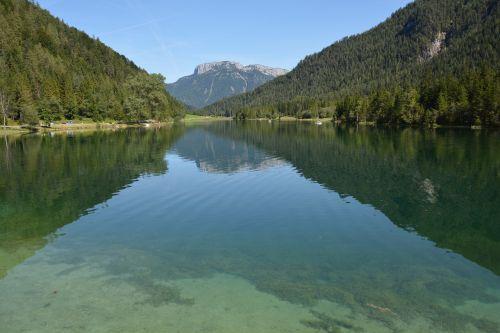 mountain mirror alpenblick stress-free