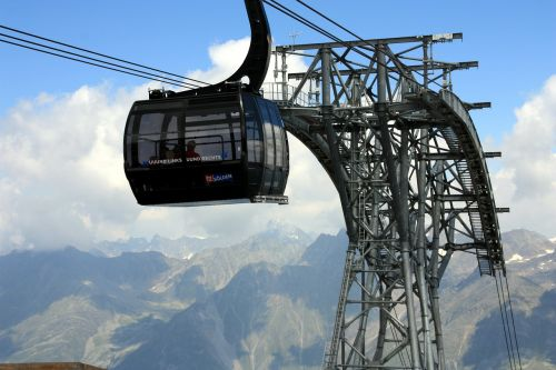 mountain railway cable car technology
