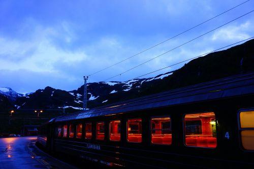 mountain railways norway peulraem