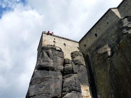 mountain rescue rock rescue