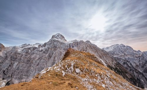 mountain top rocky mountains top
