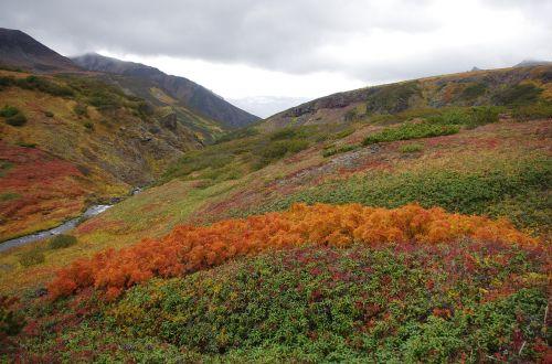 mountain tundra mountains ranges