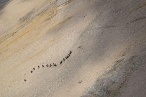 mountaineer zugspitze mountaineering