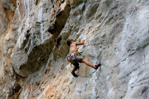 mountaineer climb climber