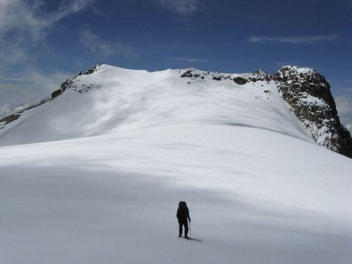 mountaineering iztaccíhuatl escalation
