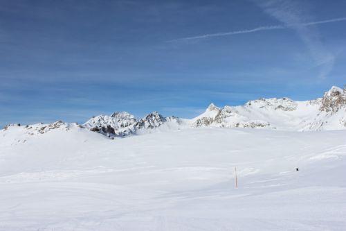 mountains snow switzerland