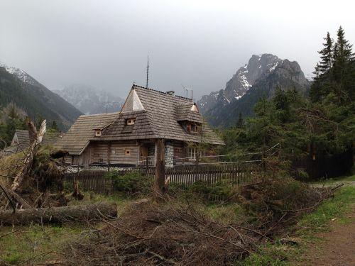 mountains tatry the high tatras