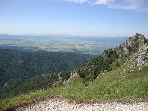 mountains nature slovakia