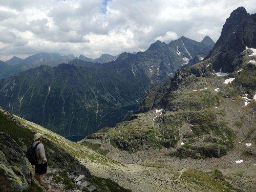 mountains tatry features
