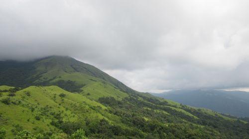 mountains karnataka kumara