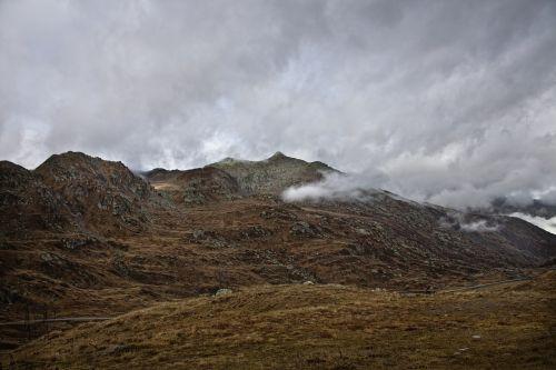 mountains mountain pass