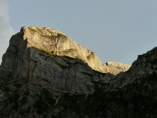 mountains cima della saline saline