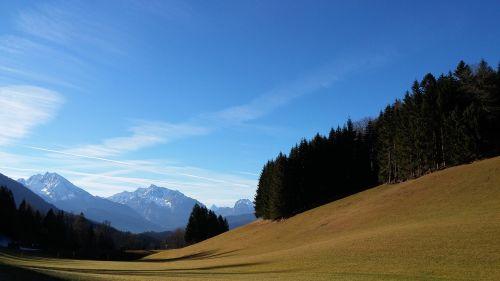 mountains landscape beauty