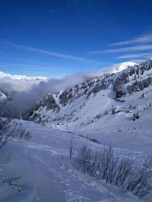 kalnai,žiema,sniegas,kraštovaizdis,šaltas,gamta,lauke,slidinėjimas,Alpių