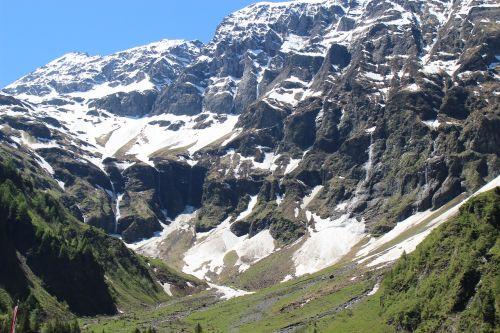 mountains lake hintersee
