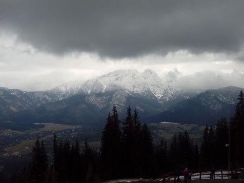 mountains buried tatry