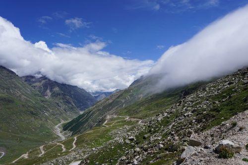 mountains india himalaya