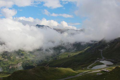 mountains austria mountain