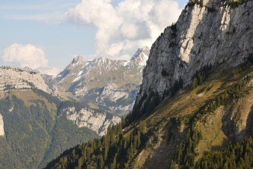 mountains alps hautes alpes