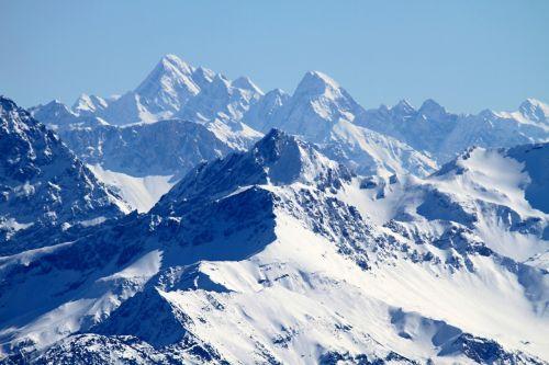 mountains alpine switzerland