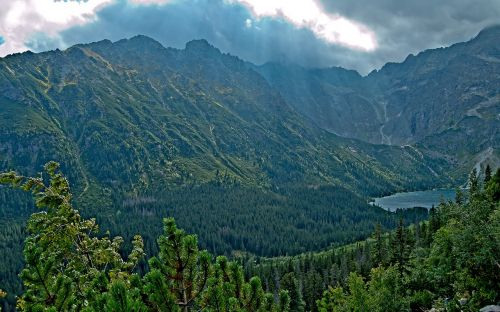 mountains tatry tourism