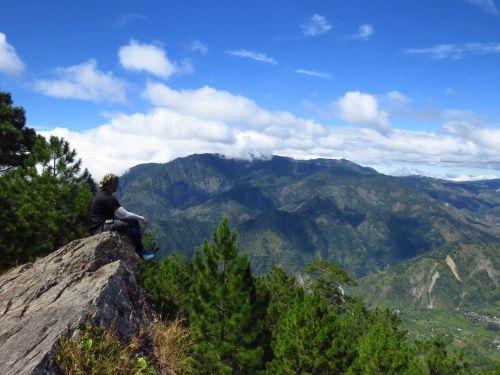 mountains philippines benguet
