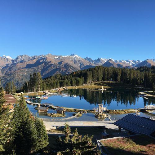 mountains mountain range tyrol