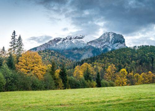 mountains belanské tatry rocks