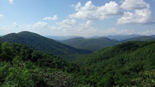 mountains  mountaintop  nature