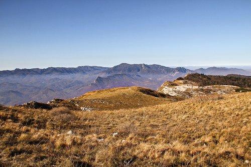 mountains  chernogor  plateau chernogor