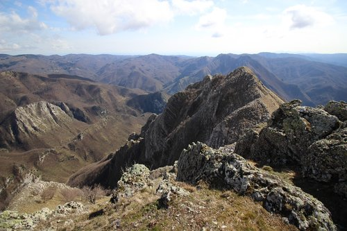 mountains  appennino  landscape