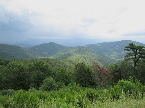 mountains virginia landscape