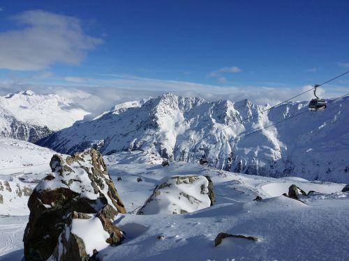 mountains alpine tyrol