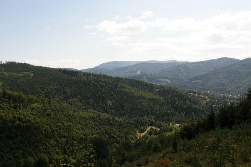mountains polish landscape