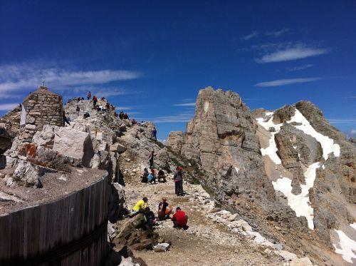 mountains rifugio pisa val di fiemme