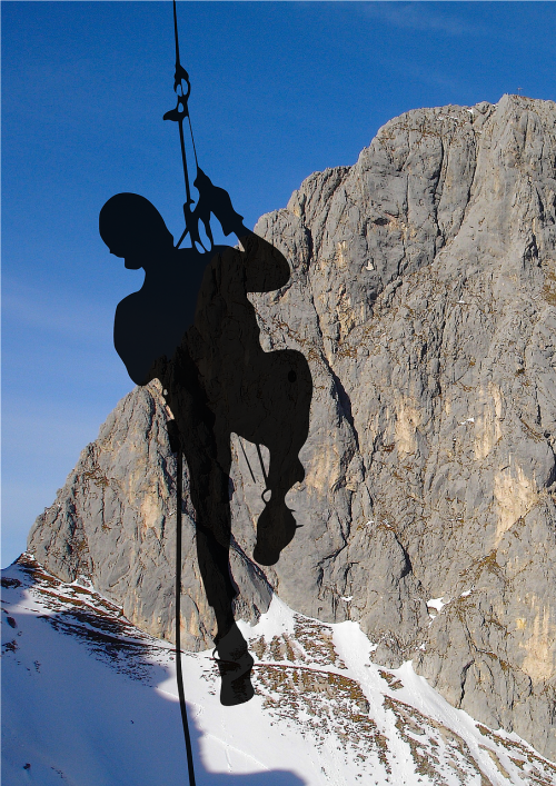 mountains alpine alpinism
