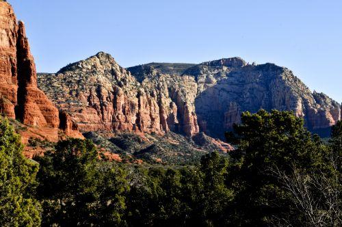Mountains In Sedona Arizona