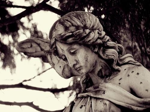 mourning angel mama
