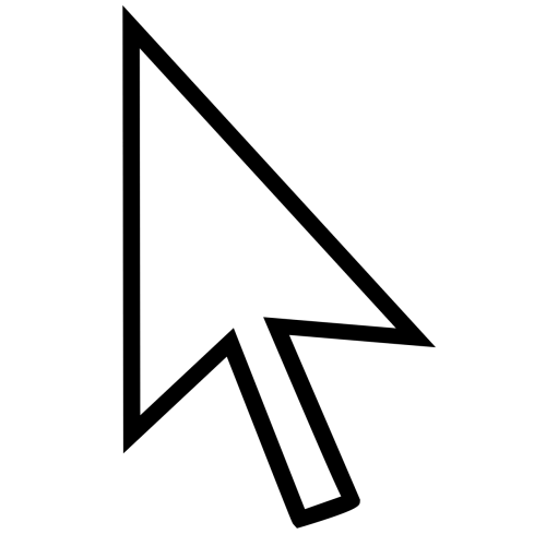 mouse pointer arrow