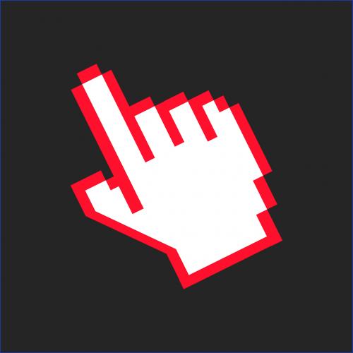 mouse cursor hand