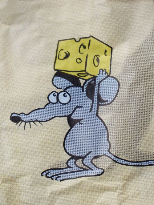 mouse cheese stolen