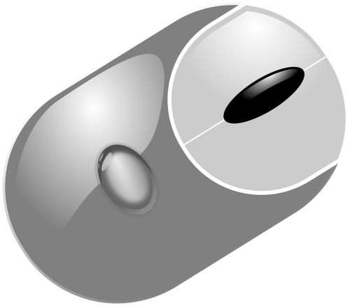 mouse pointing device