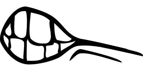 mouth angry teeth